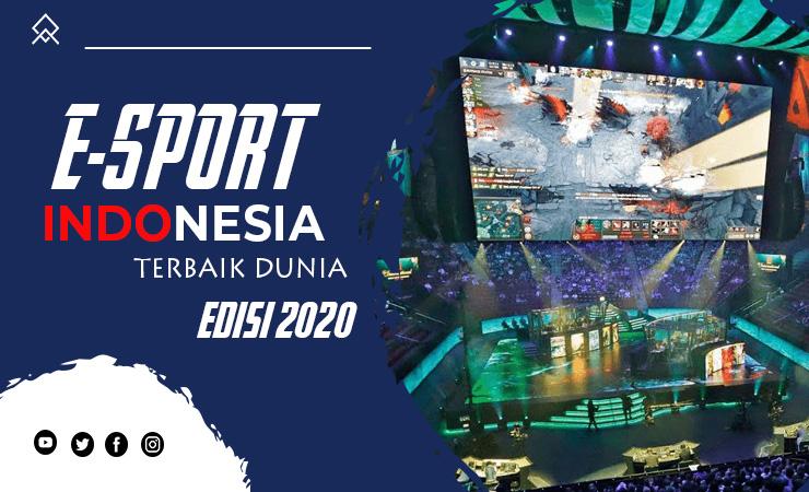 Esport Indonesia - 7 Tim Esports Tersukses di Indonesia